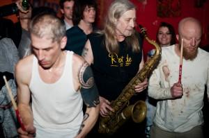 Steve Mackay @ Hot Cat Club 5